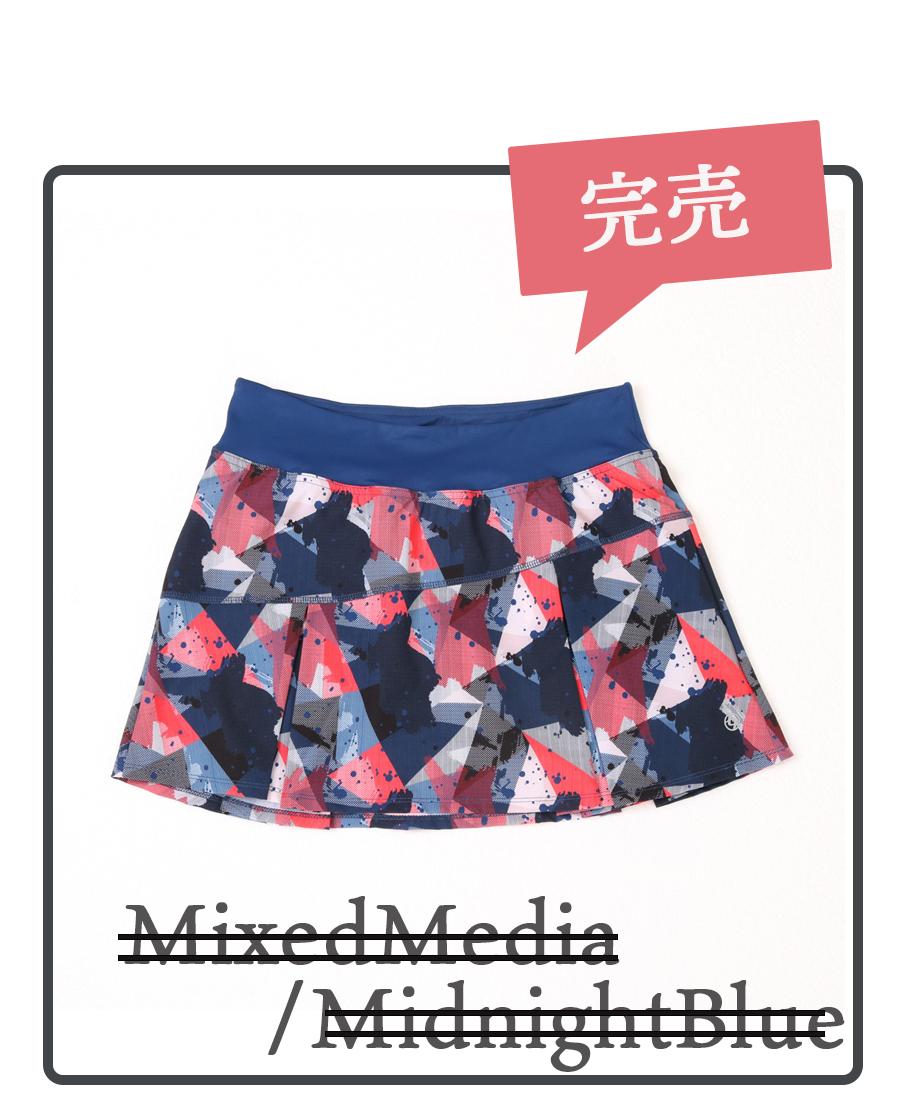 Mixed Media/Midnight Blueの説明